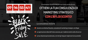 Offerta Black Friday 2019 Agenzia Smartup