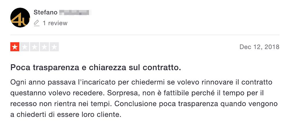 recensione negativa italiaonline 3