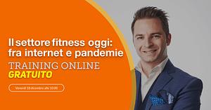 Training Online Gratuito per titolari di palestre e personal trainers